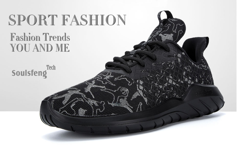 Soulsfeng Zapatos Deportivos Zapatillas Zapatos de Hombres para Mujer Calzado Deportivo Zapatos Planos Zapatos Con Cordones(gris 42.5EU) kpFNzmvc4