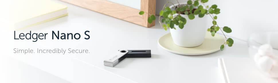 Ledger Nano S criptodivisa Hardware Tipo Cartera: Amazon.es ...