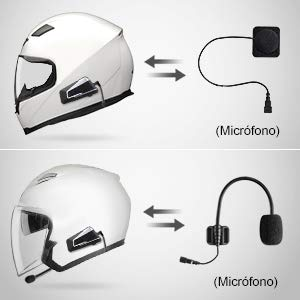 auricular intercomunicador inalambrico bluetooth