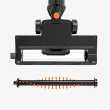 Aspirador Escoba sin Cable, SUAOKI 7.5Kpa Aspirador 2 en 1 Potente de 2 velocidades, 0.7L depósito de Polvo, con 2200mAh batería Recargable, Sistema ciclónico, filtración HEPA, Ultraligera: Amazon.es: Hogar