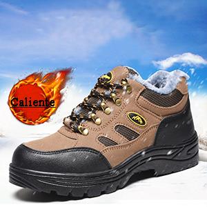 Calzado de seguridad de invierno