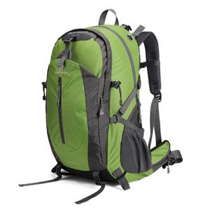 50L Mochila de Trekking de Gran Capacidad: Esta mochila tiene bolsillos laterales extensibles, lo que la hace espaciosa para mantener tus cosas bien ...
