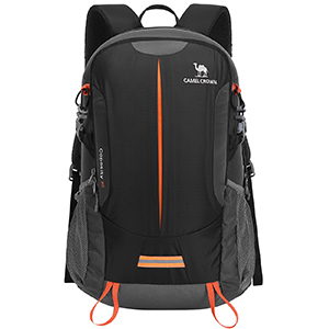 30L Mochila de Senderismo de Gran Capacidad: Esta mochila de mano tiene compartimentos espaciosos, parte posterior de malla transpirable, durables correas ...