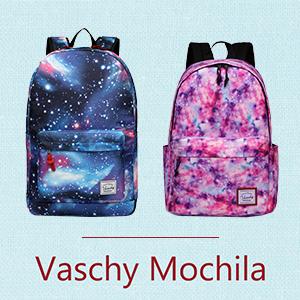Una mochila estrellada única, llena de sueños y belleza, que mereces.