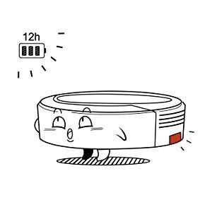 EVENTER Robot Aspirador Pelo y Alérgeno de Mascotas de Fregona ...