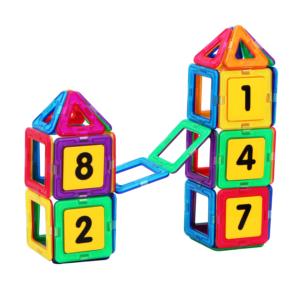 magnetic-building-block-juguete-ladrillo-montessori-imán-plástico actividad-creatividad-regalo-kit