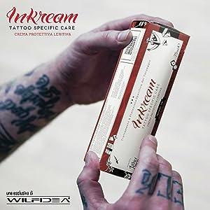 INKREAM Crema Para Tatuajes 2da Generación Hidratante Calm ...