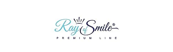 Ray of Smile Bandas Blanqueadoras Dientes Blanqueamiento de dientes tiras  Lovely Smile