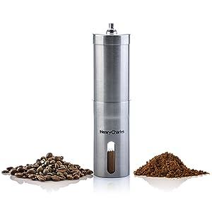 molinillo de café grueso