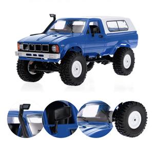 Este monster truck RC todoterreno está equipado con un potente motor y un sistema de suspensión independiente en las cuatro ruedas, ¡incluso con una ...