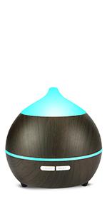 250ml Difusor de Aceites Esenciales