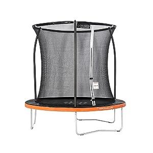 GREADEN Garden Trampoline Round Freestyle « + » 250 Pack Medium + ...