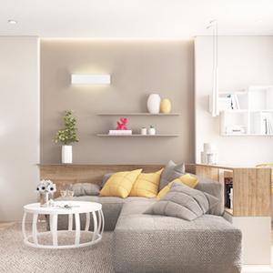 Aplique led interior