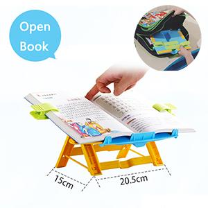 Atril para Libros Bookrest - Soporte para Libros Portátil