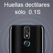 CUBOT Power (2018) 4G Network Pantalla 18:9/5.99