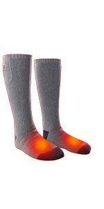 Calcetines calentados eléctricos para el invierno Negro · Calcetines calentados eléctricos para el invierno Girs · Calcetines calentados eléctricos para el ...