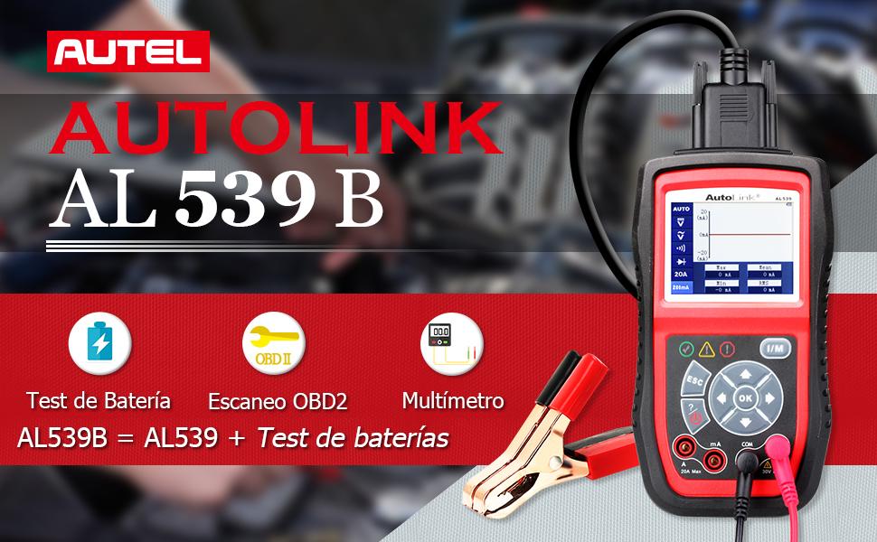 Autel AutoLink AL539B