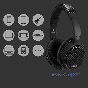 ausdom auriculares bluetooth compatibles