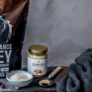 nu3 Performance Whey Protein - 1kg suero en polvo sabor ...