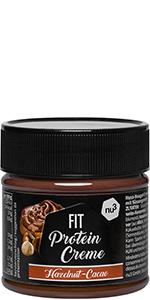 nu3 Fit Protein Creme - Chocolate blanco listo para untar ...