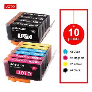 JOTO 364XL Cartuchos de tinta Reemplazo para 364XL 364 XL Alta ...