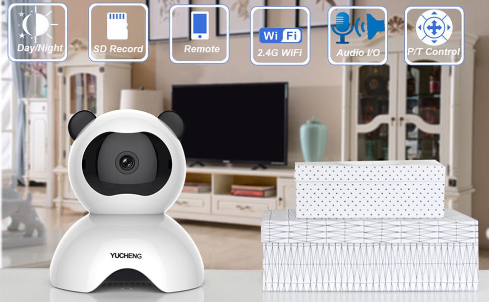Dedicado a brindarle las cámaras de seguridad más confiables e innovadoras. Son padres de niños o ancianos están seguros solo en casa?