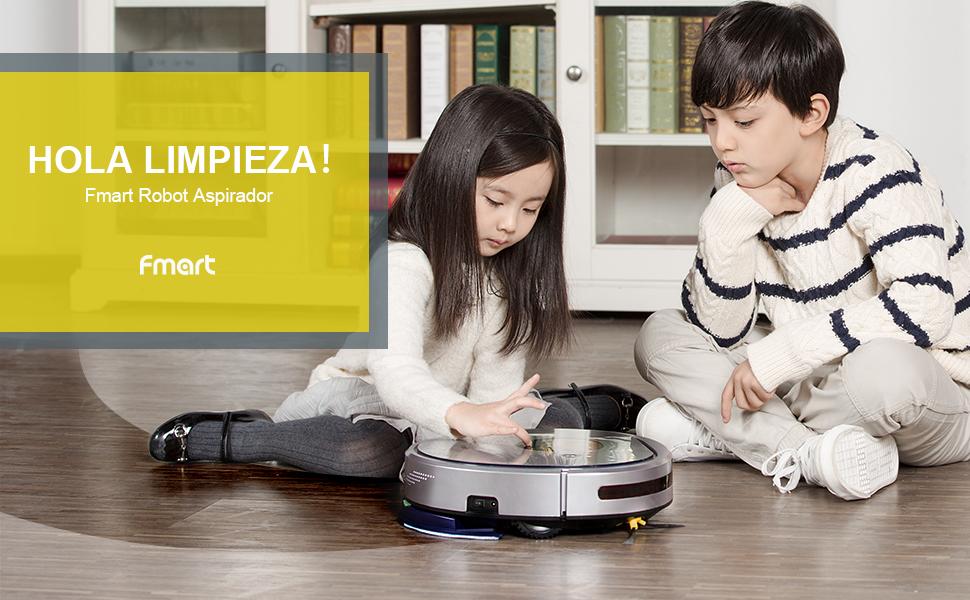 Robot aspirador de YZ-U1S tiene estas características que se incluyen: