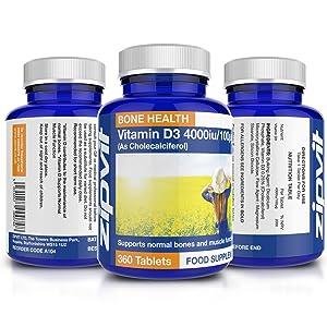 Vitamina D3 4000 UI ...