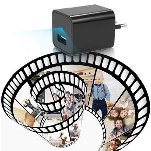 wifi cámara oculta grabación de voz grabación