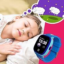 Alarma, Recordatorios, Calendario, SoyMomo, teléfono niños, GPS niños, Smartwatch niños