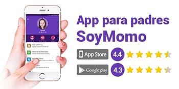 App padres, App SoyMomo