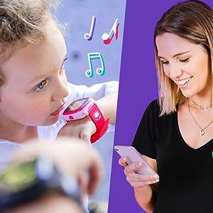 Llamadas, SoyMomo, teléfono niños, GPS niños, Smartwatch niños