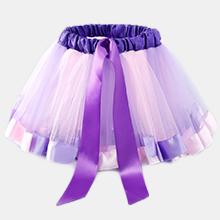 Adorel Falda de Tul Tutú Arcos de pelos Arco Iris para Niñas ...