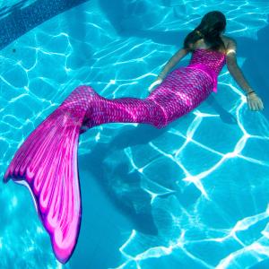 Fin Fun - Cola de Sirena para Nadar - Resistente