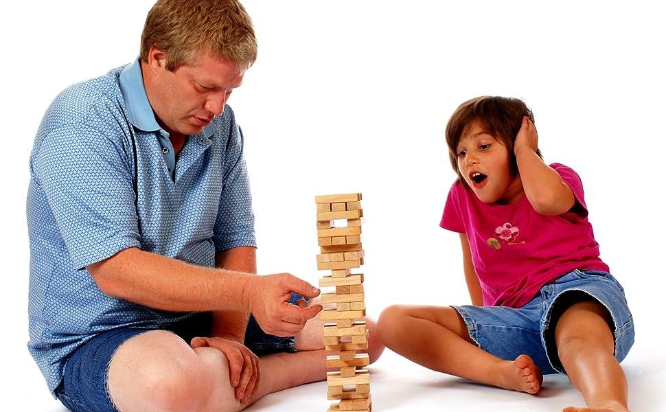 Educativos Clásicos Diversión Familiar – Unidades 54 Para Juguetes Niños Mejores Regalo Idea XZkuPi