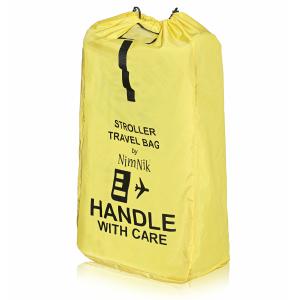 ENCUÉNTRALA: La mochila amarilla brillante se detecta rápidamente en las cintas de equipaje, y viene con una tarjeta con nombre para asegurar su retorno ...