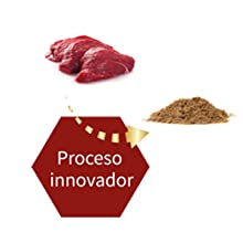 Crown Sport Nutrition 100% All Beef, Concentrado proteico de carne de vacuno con Hierro Hemo, B12, B6 entre las 20 vitaminas y minerales de forma ...