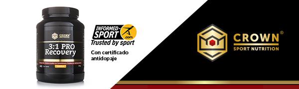 3:1 PRO Recovery es un recuperador muscular post entreno indicado para deportes con alto gasto energético como el ciclismo, running, triatlón o deporte de ...