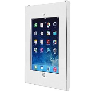 MACLEAN MC 676 -Soporte para iPad 2/3/4/Air/Air2 de Pared Estuche antirrobo Tablet TPV: Amazon.es: Hogar