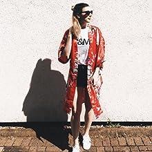 bata de seda kimono corta ropa de color burdeos bata de kimono bata de seda de color puro wedding