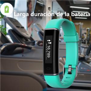 Willful Pulsera Actividad, Pulsera Actividad Inteligente Impermeable IP67 Pulsera Inteligente para Deporte Smartwatch Pulsera Deporte Mujer Hombre Pulsera para Android iPhone iOS Smartphone: Amazon.es: Deportes y aire libre