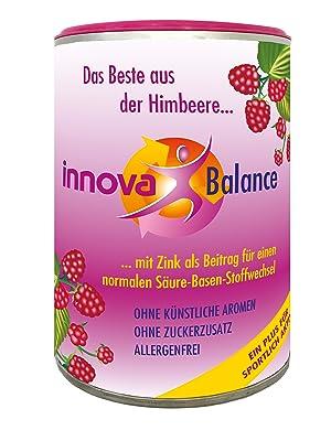 Gracias a sales minerales alcalinas y oligoelementos, innova Balance es compatible con el equilibrio natural de su hogar ácido-base.