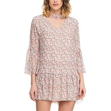vestido maxi lencero mujer lino seda floral algodón verano primavera estilo casual moda corto largo
