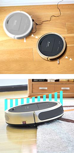 Robot aspirador WiFi Proscenic 790T (2 en 1: robot aspirador y ...