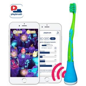 El cepillado de dientes es tan fácil que los niños pueden hacerlo solos