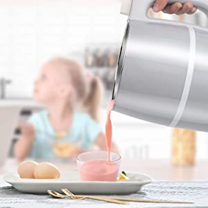 Máquina de leche vegetal