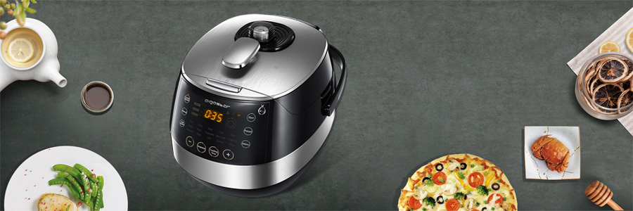 Aigostar Happy Chef 30IWY – Robot de cocina multifunción, cocina a ...