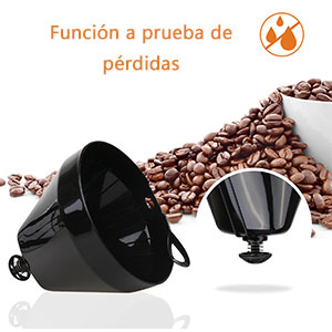 Cafetera, 1000W