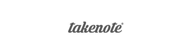 Edición Especial Tamara Gorro - Takenote Agenda 2019 - Encuadernación Wire-o - Semana Vista - Tamaño 16,5x21,5