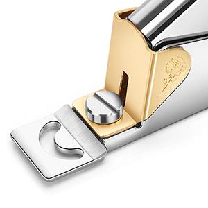 Cortaúñas Profesional - Uñas Postizas de Acrílico - Herramientas Para arte de Uña y Manicura - Corte Triple - Acero Inoxidable